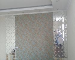 Плитка ромб на стену