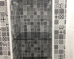 Полки из стекла для ванной - фото 4